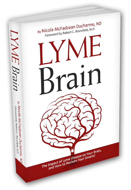 Lyme Brain by Dr. Nicola Mc Fadzean Ducharme, ND