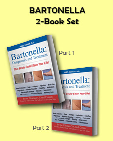 Bartonella: Diagnosis and Treatment, by James Schaller, M D