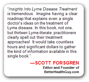 Insights into Lyme Disease Treatment by Connie Strasheim