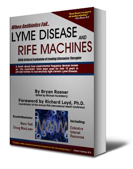 Lyme / Rife Book