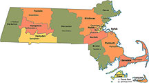 Massachussetts Lyme Cases