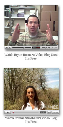 Video Blogs at Lyme Community Forums